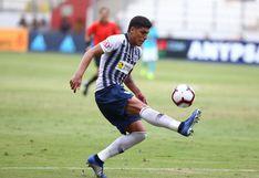 Alianza Lima buscará reducir la sanción de Hansell Riojas para que juegue ante Unión Comercio por la última fecha del Clausura