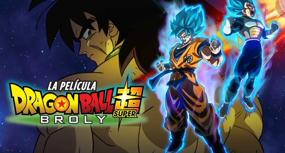 Dragon Ball Super: orden de todas las películas del anime hasta el nuevo Broly. (Foto: Toei Animation)