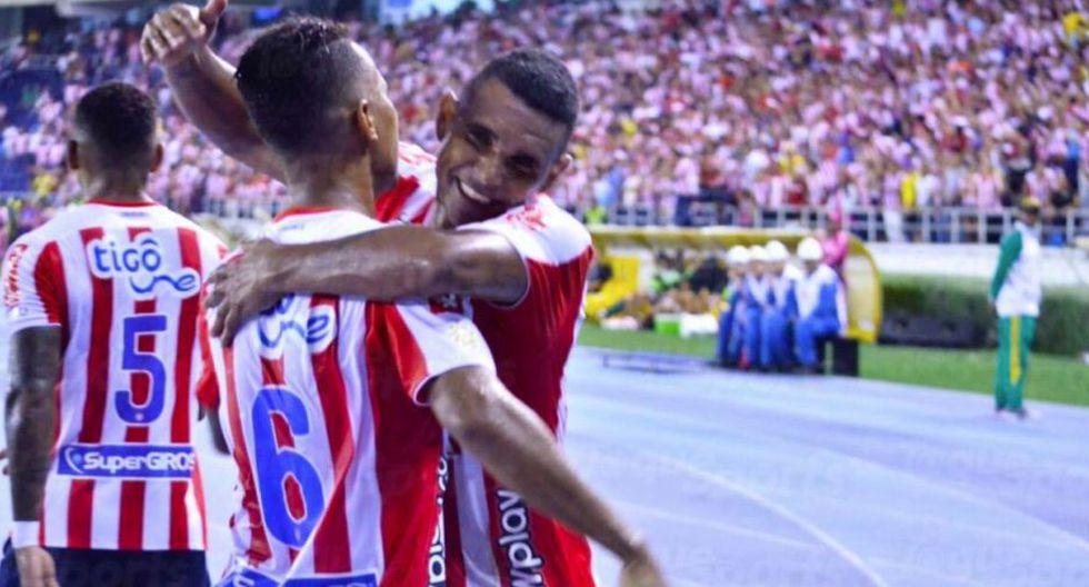 Junior venció 2-0 a Deportivo Cali por cuadrangular B de la Liga Águila