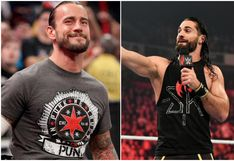 """¿Se arma una rivalidad? CM Punk le dio un consejo a Seth Rollins en WWE Backstage y este le dijo que era un """"cobarde"""""""