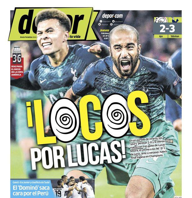 ¡Locos por Lucas!