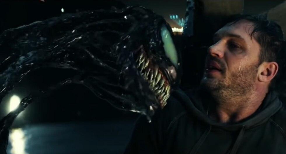Tom Hardy hizo de Venom (Fotos: Sony)