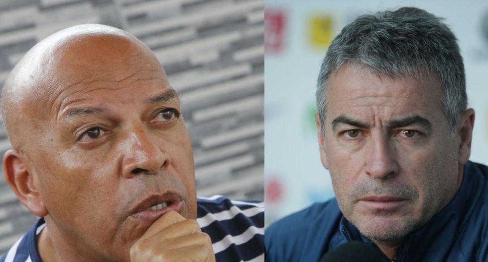 """Pablo Bengoechea sobre su enfrentamiento con Roberto Mosquera : """"los estilos marcan a los futbolistas"""" - Diario Depor"""