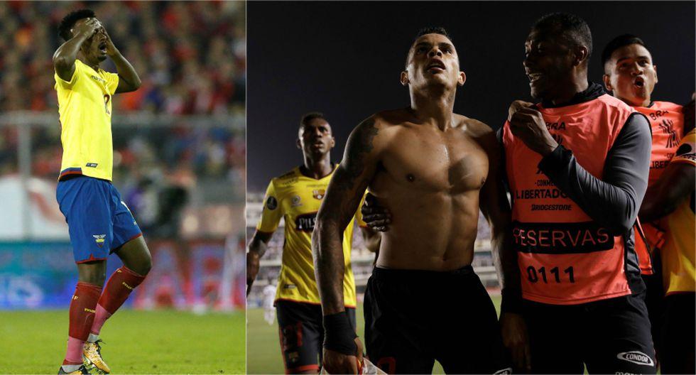 El panorama es muy distinto entre el seleccionado de Ecuador y los clubes del país. (Getty)