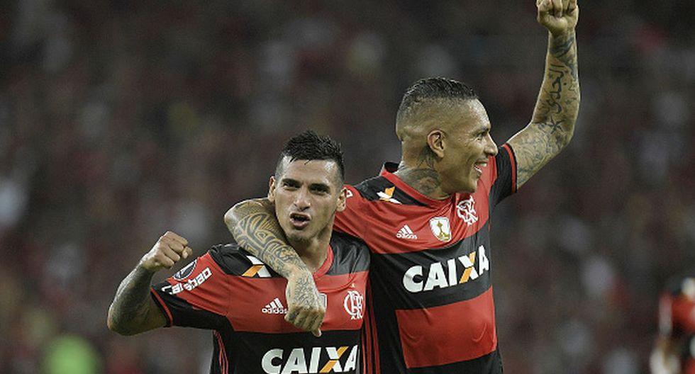 Guerrero y Trauco fueron elogiados por Filipe Luis. (Foto: Getty Images)
