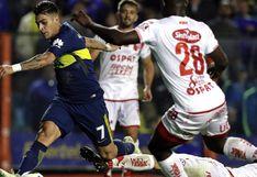 En Mar del Plata, Boca Juniors perdió 2-0 ante Unión Santa Fe en amistoso por Torneo de Verano