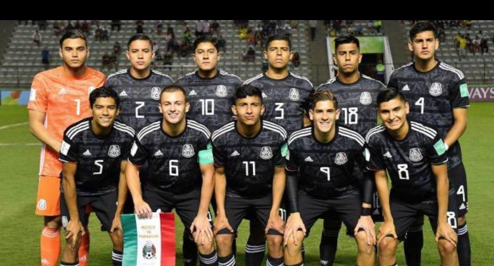 Los nuevos héroes del 'Tri': ¿dónde juega cada seleccionado del México finalista del Mundial Sub 17 2019? [FOTOS]