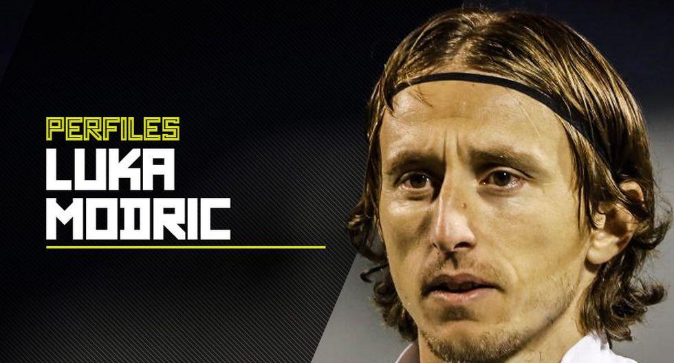 Modric jugará su tercer Mundial con la Selección de Croacia. (Foto: Depor)