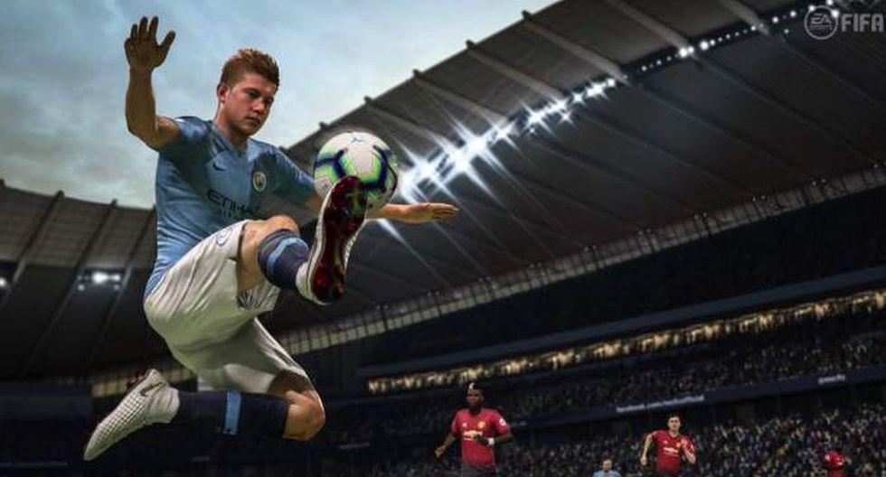 FIFA 19 (Foto: EA Sports)