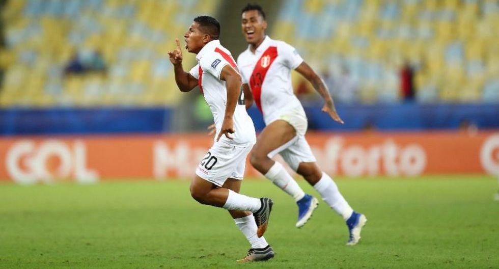 Gareca habló sobre la suplencia de Flores en la Selección Peruana. (Foto: Daniel Apuy / GEC)