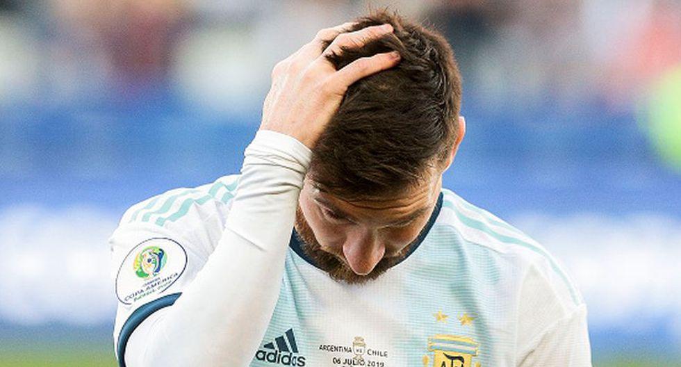 Lionel Messi cuenta con cinco Balones de Oro (Getty)
