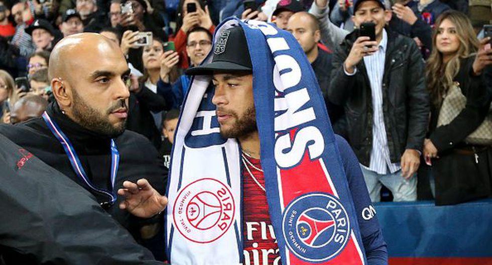 Neymar llegó al PSG a cambio de 222 millones de euros. (Foto: Getty Images)