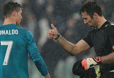 ''Juventus es más fuerte'': la confesión más sincera de Buffon sobre el presente de Cristiano Ronaldo