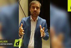Periodista de Fox Sports se declaró hincha de Real Garcilaso y pidió ingresar al Monumental de la mano de un jugador cusqueño [VIDEO]