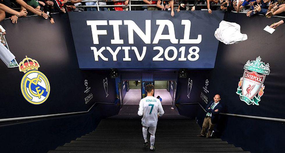 Ronaldo juegan en el Real Madrid desde el 2009. (Getty)