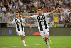VIDEO | Mira aquí el gol de Cristiano Ronaldo en el Juventus vs. Milan en la Supercopa de Italia 2019