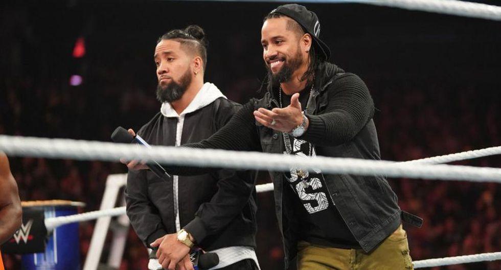 The Usos han sido campeones en parejas de SmackDown. (WWE)