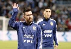 Lo recibieron como un 'D10S': Lionel Messi fue ovacionado en Tel Aviv en un amistoso entre Argentina y Uruguay [VIDEO]