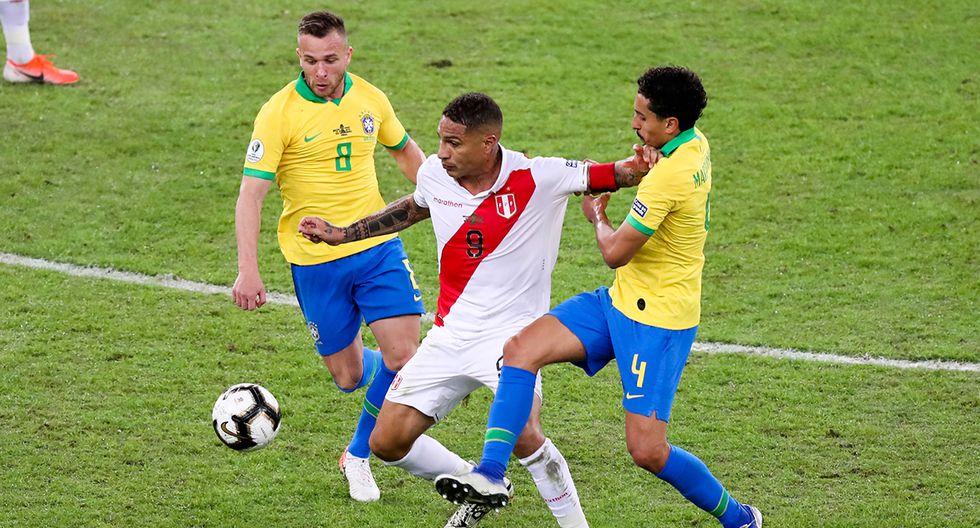 La selección peruana llegó a la final de la Copa América con un equipo de trabajo en estadísticas. (Foto: AP)