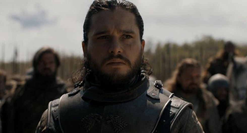 Jon Snow fue testigo de toda la destrucción (Foto: Game of Thrones / HBO)