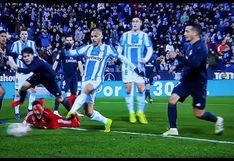 La defensa del Madrid, un flan: Leganés se adelante en Butarque por Copa del Rey [VIDEO]