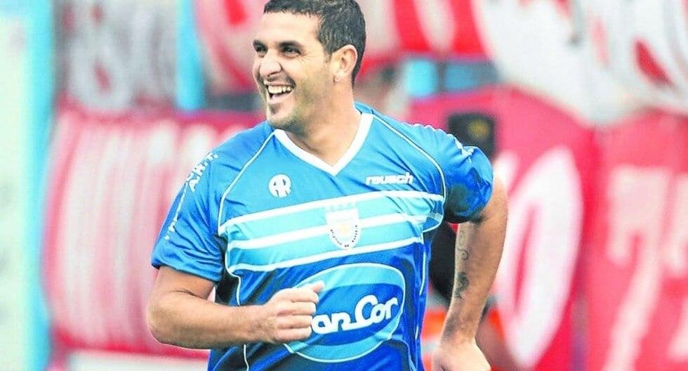Darío Sandin tuvo tres etapas en Colón de Santa Fe. (Foto: Agencias)