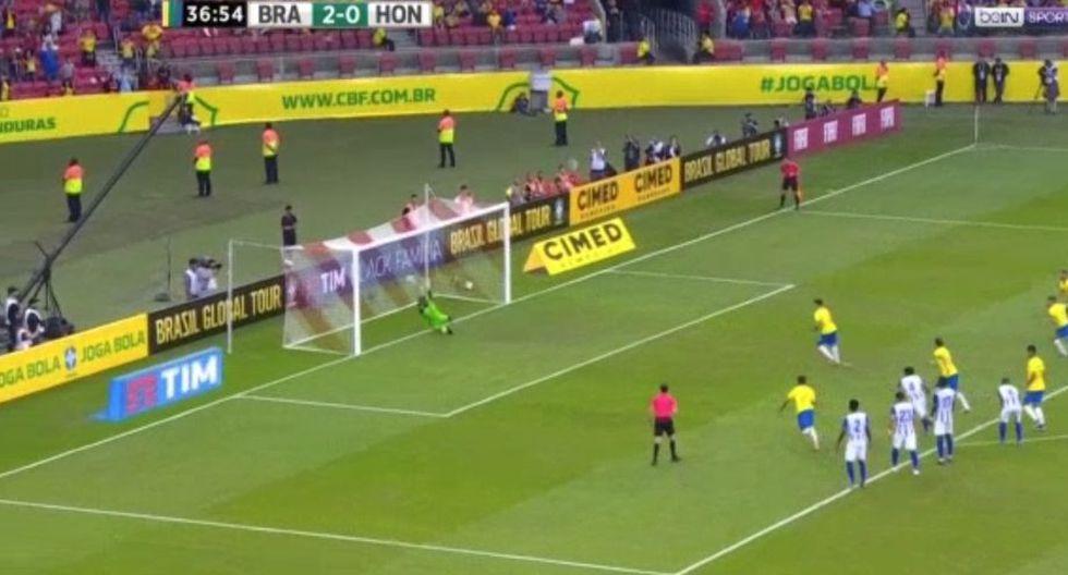 Brasil vs. Honduras