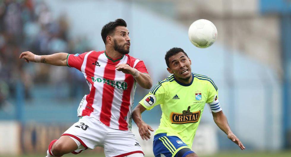 Juan Pablo Vergara vistiendo la camiseta de Sport Loreto. (GEC)