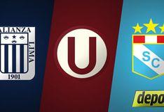 Alianza Lima, Universitario o Cristal: ¿quién es el favorito de las casas de apuestas para llevarse el título del Clausura?