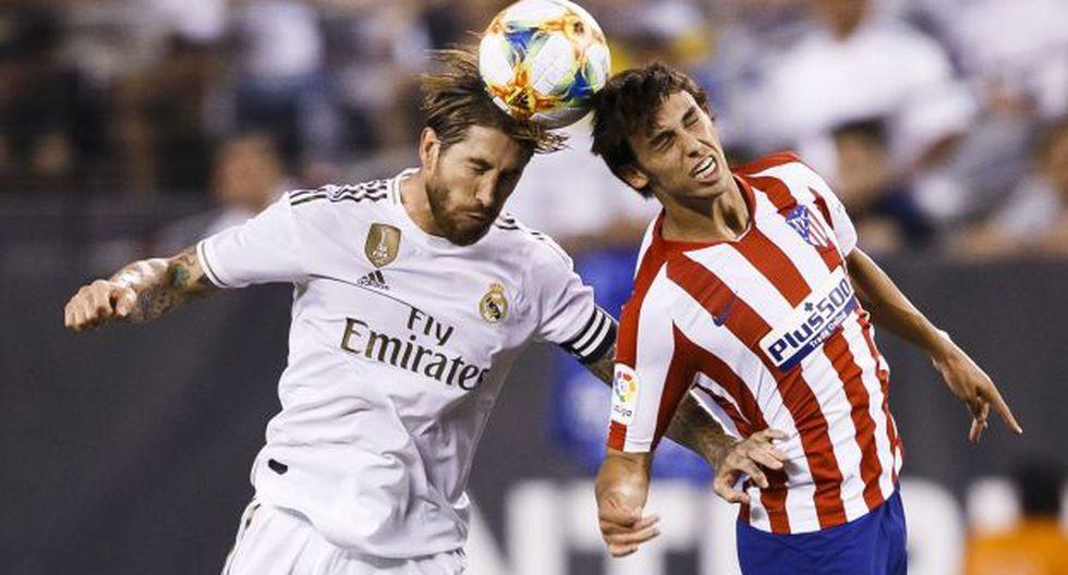 Sergio Ramos tiene cuatro Champions como jugador del Real Madrid. (Foto: EFE)