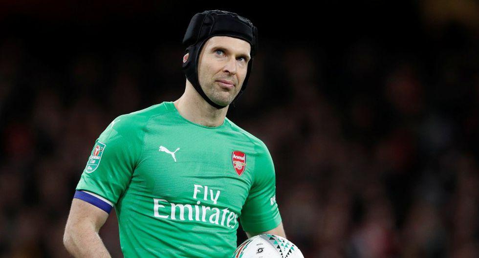 Petr Cech llegó a la Premier League en la temporada 2004-05 y desde entonces se mantuvo en Inglaterra (Foto: Reuters).