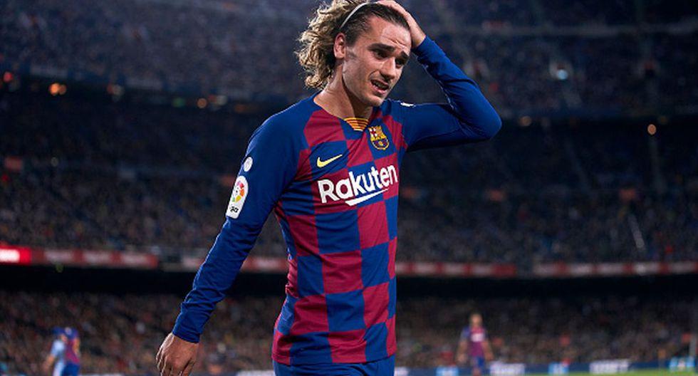 Griezmann admitió que la está pasando mal en el Barcelona y dio la clave de su difícil adaptación