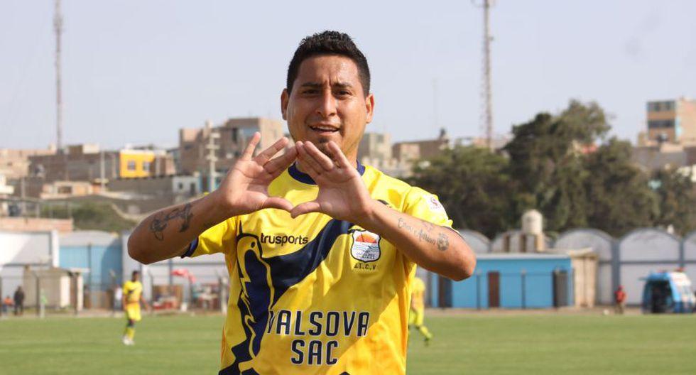 César Medina juega en Sport Chavelines. (Prensa Chavelines)