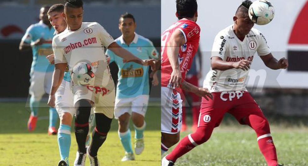 Diego Chávez reapareció en Universitario de Deportes luego de 4 partidos.  (Erick Nazario)