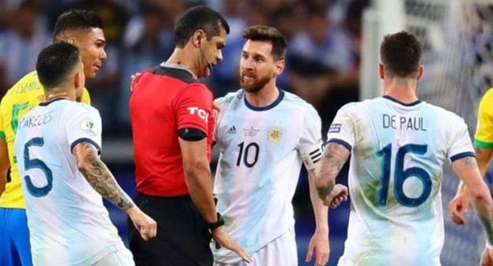 Argentina llegó hasta semifinales de la Copa América 2019. (Foto: Difusión)