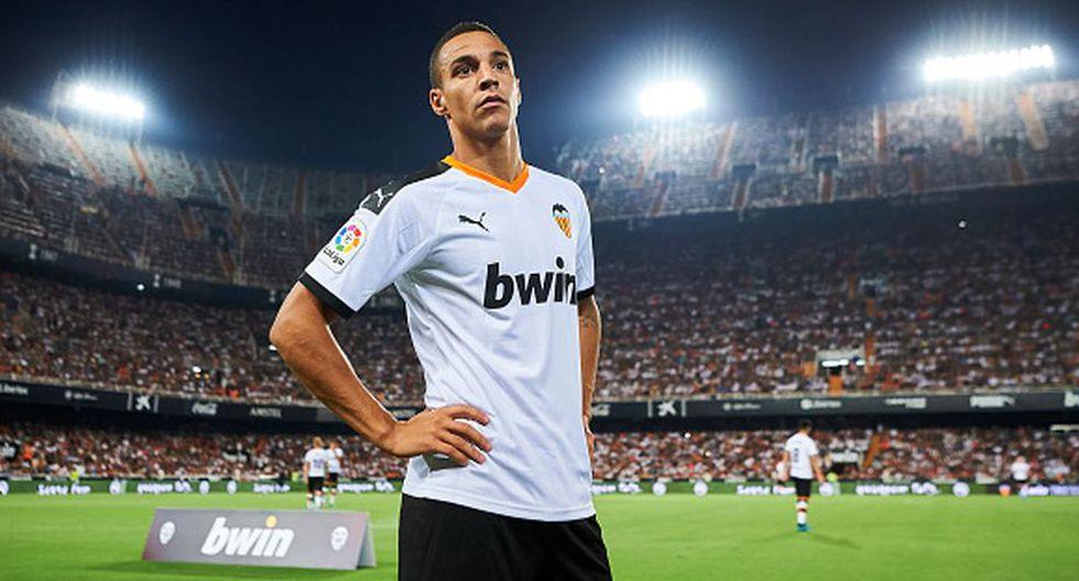 Rodrigo Moreno sería anunciado en cuestión de horas como nuevo jugador del Atlético de Madrid. (Getty Images)