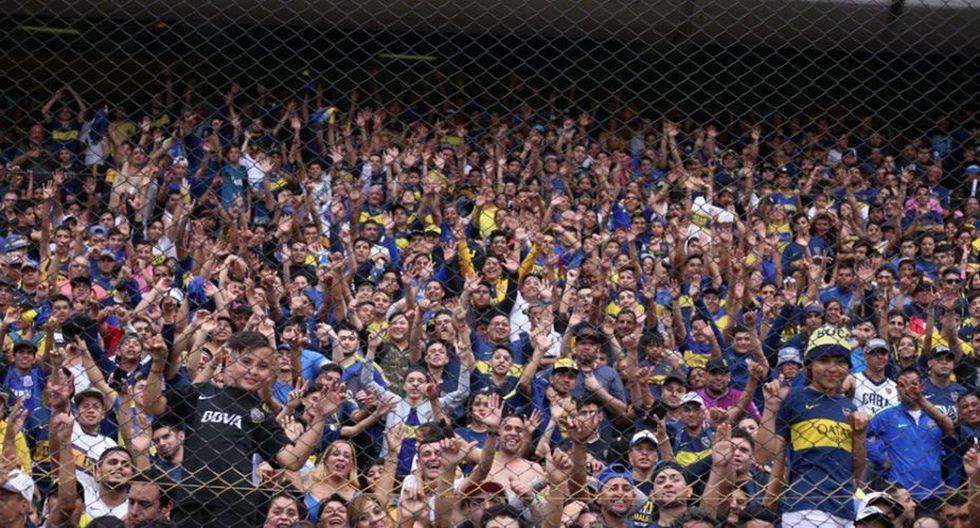 El mensaje de Boca Juniors a sus hinchas tras llenar La Bombonera. (Getty)
