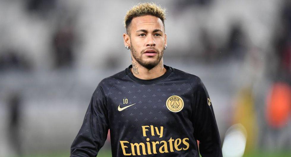 Neymar llegó al PSG en la temporada 2017/18 por 222 millones de euros. (Getty)