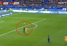 Barcelona no quiere ver esto: el triple error de Lenglet que le costó el primer gol a Francia [VIDEO]