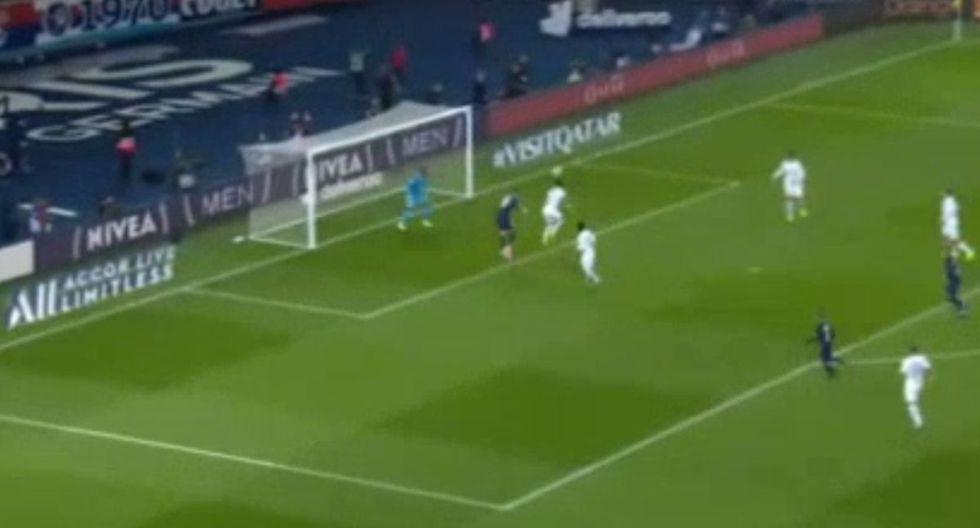 Doblete de Mauro Icardi para el 2-0 del PSG-Marsella por la Ligue 1. (Twitter)