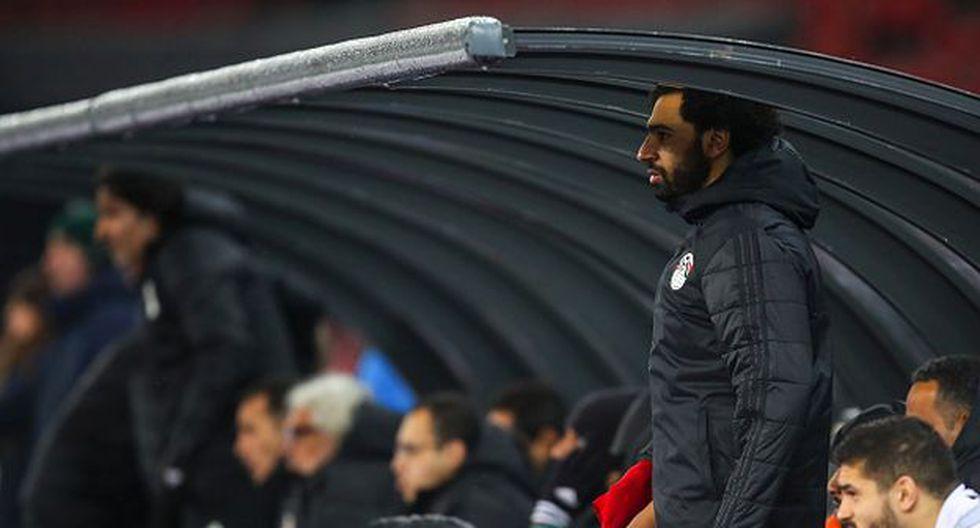 Mohamed Salah será el abanderado de Egipto en el Mundial. (Foto: Egipto)