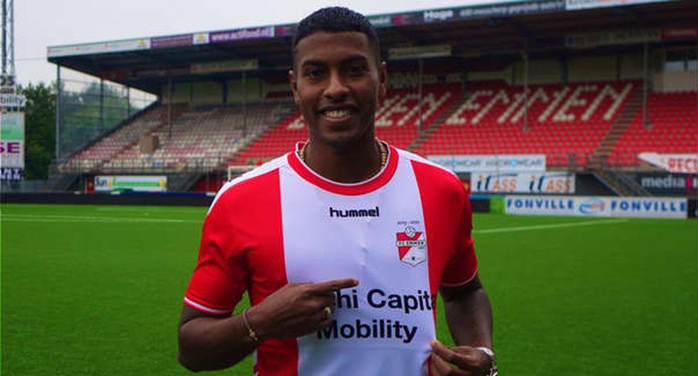 Miguel Araujo - FC Emmen (@FCEmmen)