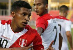 Fernando Pacheco le dio el triunfo 1-0 a Perú sobre Uruguay en el Sudamericano Sub 20 en Chile