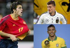 La joven sensación: los ganadores del Balón de Oro del Mundial Sub 17 en los últimos 20 años [FOTOS]