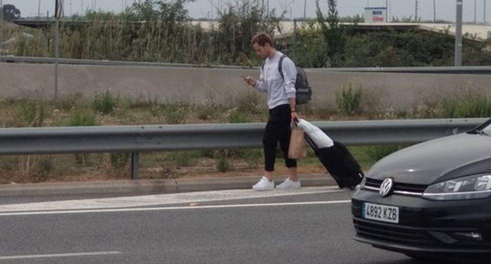 Ivan Rakitic jugó con Croacia las Eliminatorias rumbo a la Euro 2020. (Twitter)