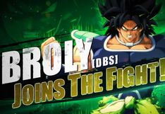 Dragon Ball Super: Broly será el sexto y último luchador del pase de batalla para 'Dragon Ball FighterZ'