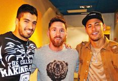 En fiesta con Messi y Suárez: Neymar volvió a confesar que quiere ser del Barcelona en 2020