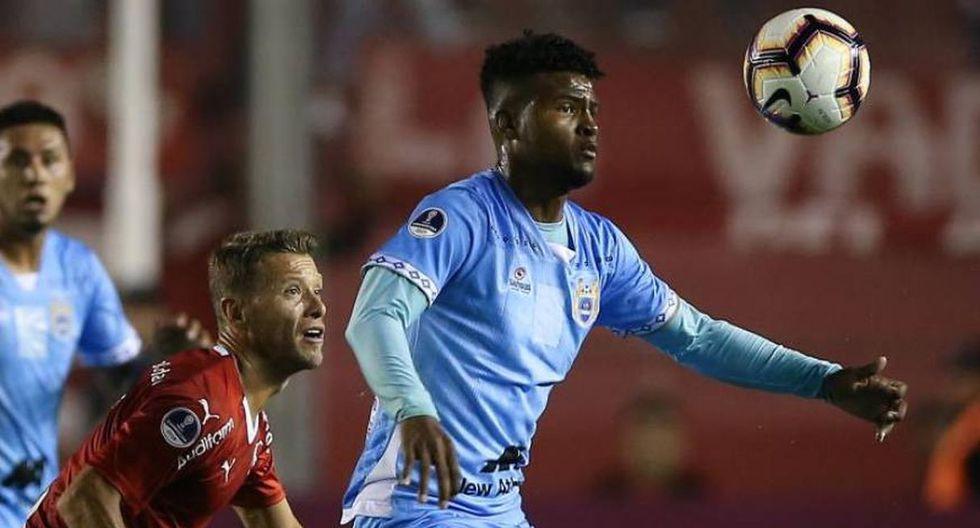 Aldair Rodríguez respondió a 'hincha' de Universitario que lo criticó por empate en Juliaca. (Fotos: GEC/Agencias)
