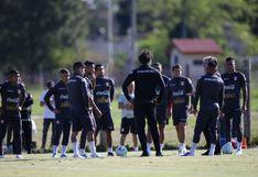 Pensando en Uruguay: Selección Peruana completó nuevo entrenamiento en Buenos Aires [FOTOS]